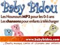 Fabricant de Nounours MP3 pour enfants avec babybidou.com