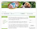 Conseils et presentation de produits de beaute