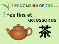 Thes fins et accessoires, methodes de preparation, recettes : Couleurs du the