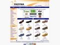 Chaussons et chaussures confort pour hommes et femmes : Padyma