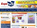 Emballage à prix disount Expepack avec expepack.com
