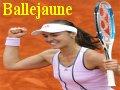 Gestion Réservation tennis, squash, badminton avec ballejaune.fr