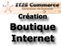 Createur boutique internet : solution complete cle en main