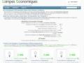 Vente Lampes Economiques Ampoules Fluo-compactes