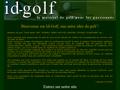 Vente Materiel de golf chariot caddy