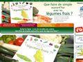 Qualites nutritionnelles et dietetiques des legumes frais