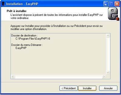 easyphp 2 gratuit