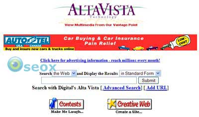 altavista online dating The best way to know what is a popular niche is to google the term dating in altavista also, unlike conventional dating, free online dating is a long process, .